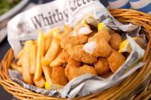 Whitby Seafoods Wholetail Scampi 450g