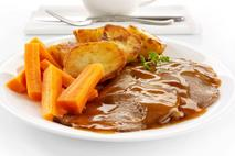 Brakes Sliced Roast Beef in Gravy