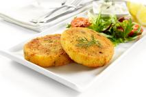 M&J Seafood Smoked MSC Haddock & Spring Onion Fish Cakes
