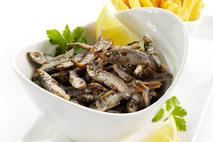 M&J Seafood MSC Whitebait