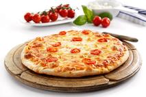 """Brakes Margherita Pizzas 10"""""""