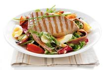 Medium Tuna Suprêmes (skinless, boneless)
