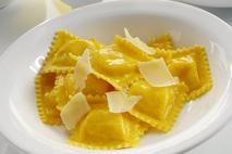 Brakes Four Cheese Ravioli