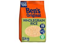 UNCLE BEN'S® Wholegrain Rice 5kg
