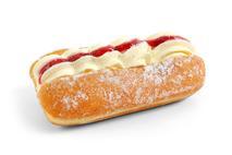 La Boulangerie Dairy Cream Finger Doughnuts