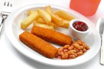 M&J Seafood MSC White Fish Fingers