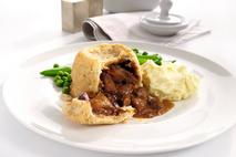 Brakes British Steak and Kidney Suet Puddings
