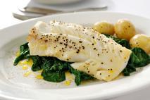 M&J Seafood Medium/Large MSC Cod Loins (skinless, boneless)