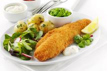 M&J Seafood MSC Breaded Cod  Fillets