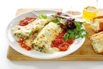 Brakes Spinach & Ricotta Cannelloni