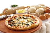 La Boulangerie Pizza Base Dough Pucks