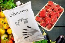 Halal Diced Mutton