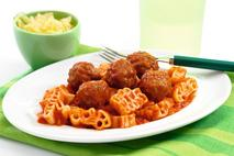 Brakes Children's Meatballs & Pasta Shapes