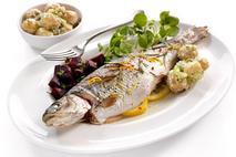 M&J Seafood Whole Rainbow Trout