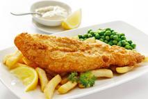 M&J Seafood Battercrisp MSC Cod Fillets (skinless, boneless)