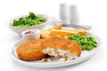 M&J Seafood MSC Cod Fillet Fish Cakes with Smartcrumb
