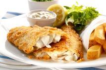 M&J Seafood Battercrisp MSC Haddock Fillets