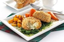 M&J Seafood Scottish Smoked MSC Haddock Fishcakes with an Applewood® Cheese Centre