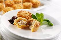 Brakes Mini British Chicken & Bacon Pies