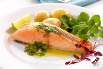 M&J Seafood Scottish Salmon Supremes (skinless, boneless)