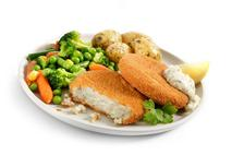 M&J Seafood Breaded MSC Fish Cakes
