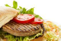 Bernard Matthews Foodservice Fry Free Turkey Burgers