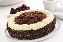 Brakes Black Forest Gateau with Kirsch