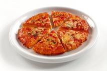"""Brakes Tomato & Cheese Pizzas 7"""""""