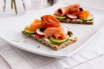 Tarbert Smoked Scottish Salmon Slices (skinless)