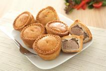 Brakes Buffet Pork Pies