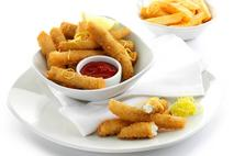 M&J Seafood Breaded Plaice Goujons