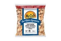 McCain Menu Signatures Southern Fried Flavoured Potato Wedges 2.5kg