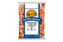 McCain Menu Signatures Southern Fried Spirals 2kg