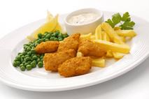 M&J Seafood Breaded Scottish Wholetail Scampi