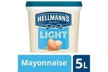 Hellmann's Light Mayonnaise 5L