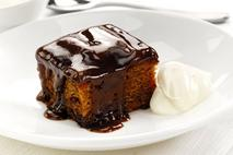 Brakes Sticky Toffee Pudding Squares