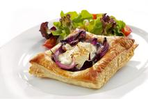 Brakes Puff Pastry Squares