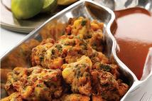 The Authentic Food Co Vegetable & Spinach Pakora