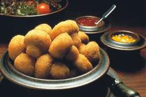 Kitchen Range Breaded Mushrooms