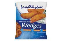 Lamb Weston Seasoned Skin on Wedges 2500g