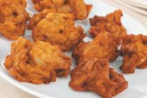 The Authentic Food Co Mini Onion Bhajis