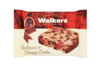 Walkers Sultana & Cherry Cake Slice