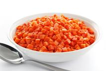 Brakes Diced Carrots