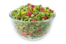 Brakes Diced Mixed Peppers