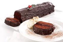 Brakes Chocolate Fudge Yule Logs