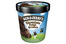 Ben & Jerry's Fairtrade Chocolate Fudge Brownie Ice Cream