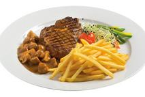 Lamb Weston Freeze Chill Thin Cut Fries