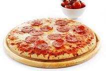 """Cosmo Wholemeal Pepperoni Pizza 11"""""""