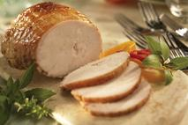 The UK Foodhall Ltd Raw Ready to Roast British Turkey Breast (to carve)