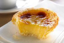 Schulstad Bakery Solutions Portuguese Custard Tart 58g